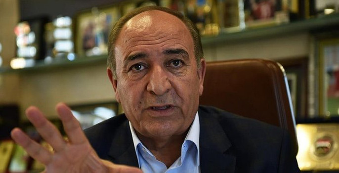 Mersin İdmanyurdu'nun Başkanı istifa etti