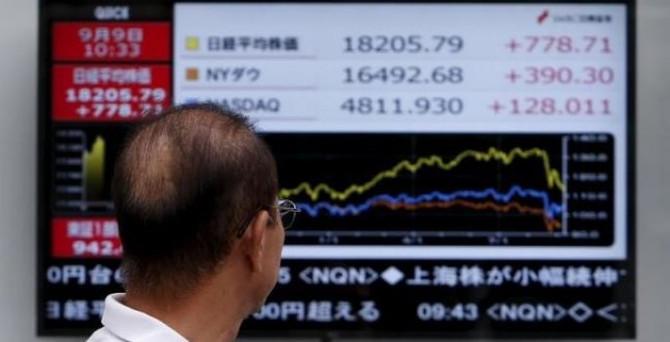 Asya borsaları, Çin hariç yükseldi