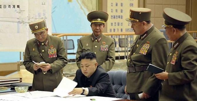 'Hidrojen bombası patlatmaya hazırırz'