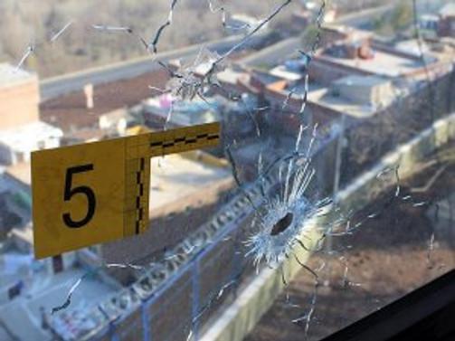 Diyarbakır'da hastaneye saldırı