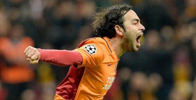 Selçuk İnan UEFA'nın en iyi 11'inde