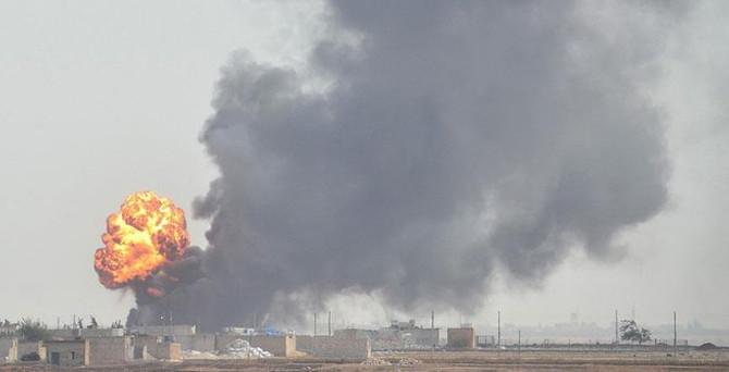 Terör örgütünün üç lideri Irak'ta öldürüldü