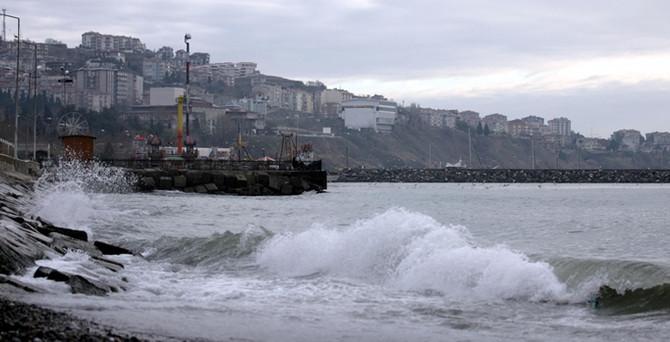 Poyraz, Marmara'da etkisini kaybetti
