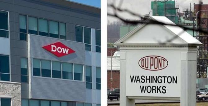 Dupont ve Dow'dan 130 milyar dolarlık birleşme