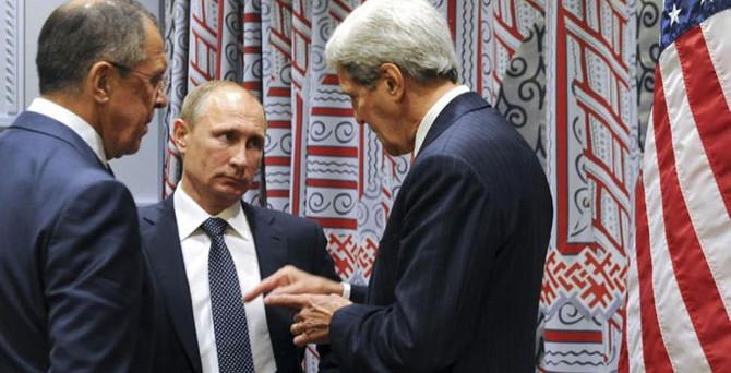 Kerry'den kritik Moskova ziyareti