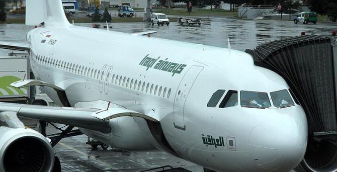 AB, Irak Hava Yolları'nı kara listeye aldı