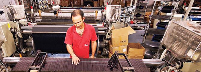 Tekstilci yatırımda ödediği KDV'nin farkını geri istiyor