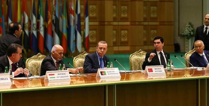 Erdoğan: Daha fazla sorumluluk üstlenilmeli