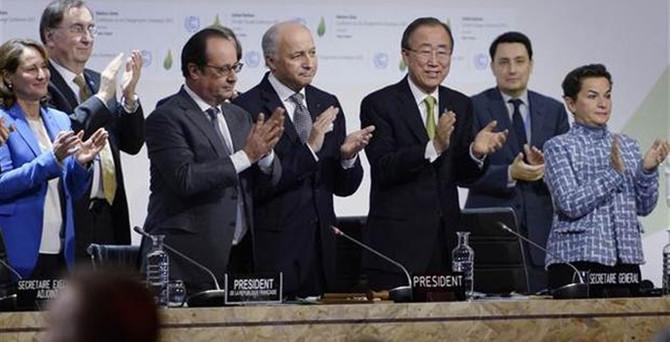 İklim Konferansı'nda 2 derece anlaşması