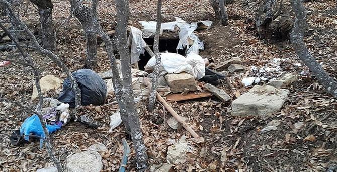 PKK'ya ait 26 sığınak imha edildi