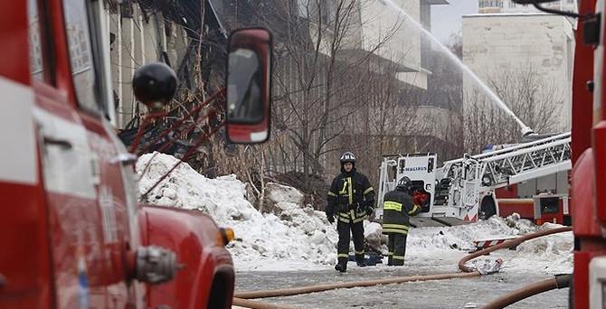 Rusya'da hastane yangını: 23 ölü