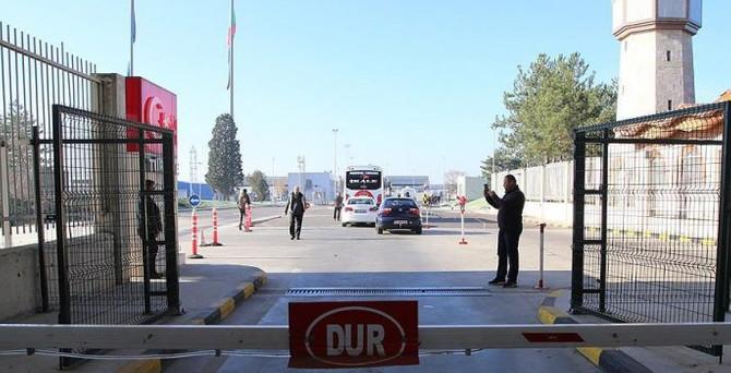 'Kapitan Andreevo Gümrük Kapısı' açıldı