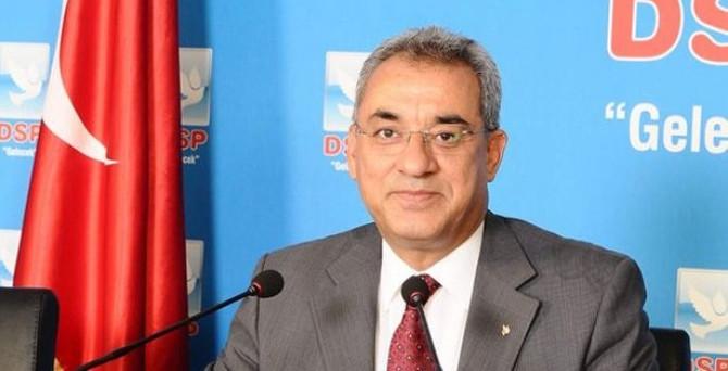 DSP'nin yeni başkanı Aksakal