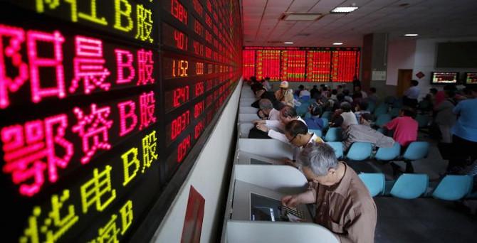 Çin'de rekor sermaye çıkışı bekleniyor