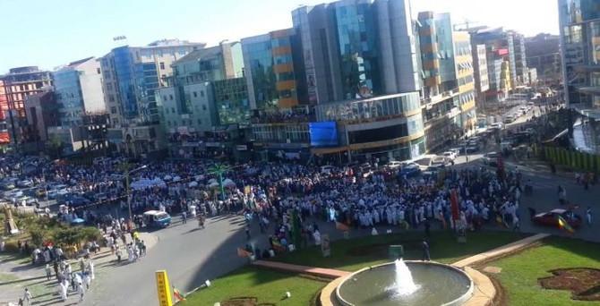 Etiyopya'daki vatandaşlara uyarı