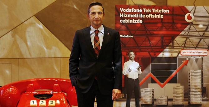 Vodafone Red Business'tan KOBİ'lere yüzde 50 indirim