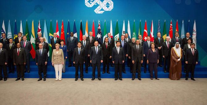 G20 ülkeleri yüzde 0,7 büyüdü