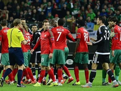 Lokomotiv: Sadece futbolla ilgileniyoruz
