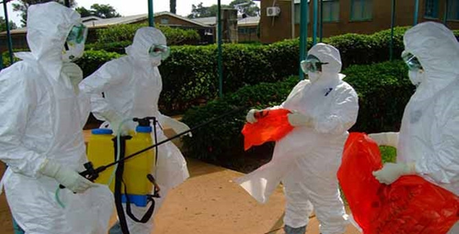 Ebola tarımı olumsuz etkiledi