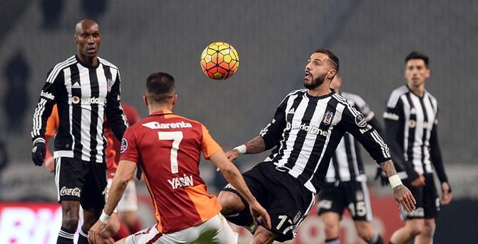 Dev derbiyi Beşiktaş kazandı