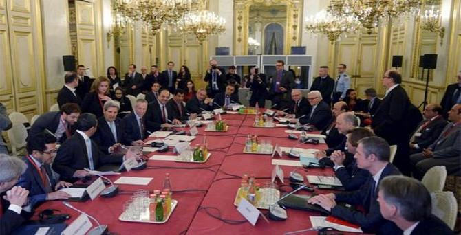 Paris zirvesinden 'Suriye'de ateşkes' çağrısı