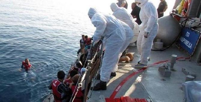 Ege'de yine tekne battı: 3 ölü 3 kayıp
