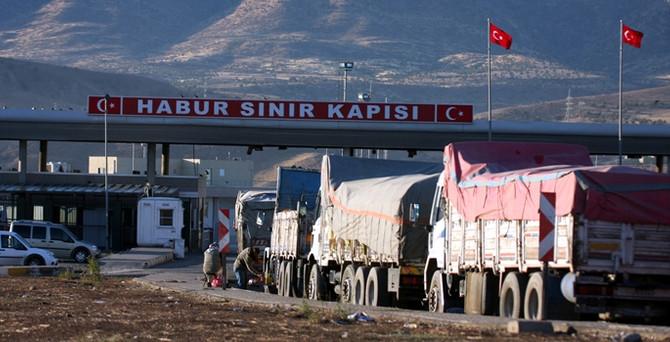 Türkiye, Habur Kapısı'nı kapattı