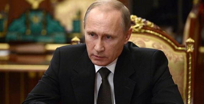 Putin'den bütçeye onay