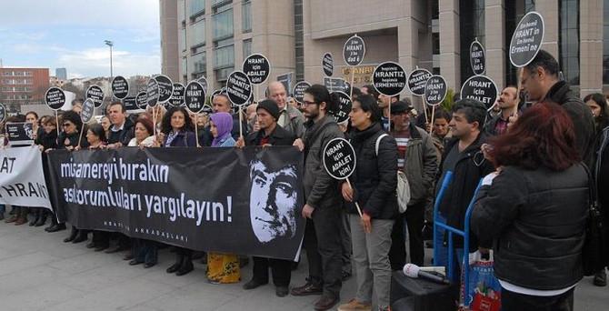 Hrant Dink davasında tutuklama kararı