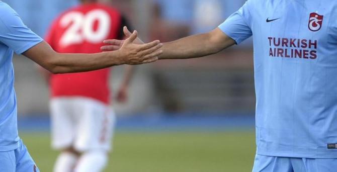 Trabzonspor'da 4 futbolcu affedildi