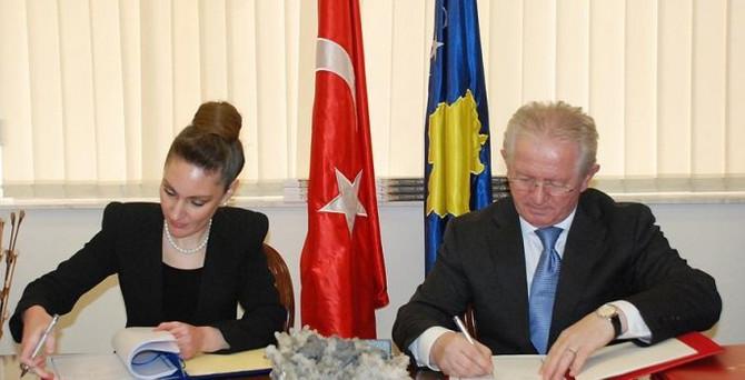 Kosova ile 'Geri Kabul Anlaşması' imzalandı