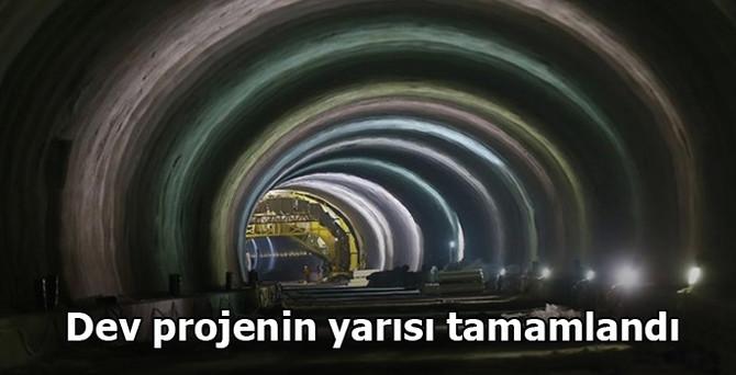 İstanbul-İzmir Otoyolu'nun yarısı tamamlandı