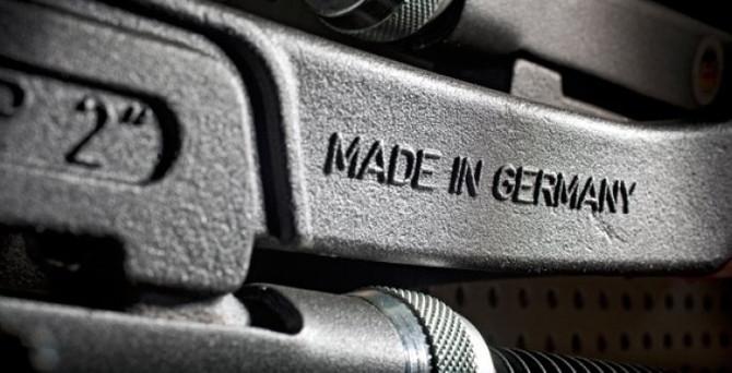 Almanya'da ÜFE'de düşüş sürüyor