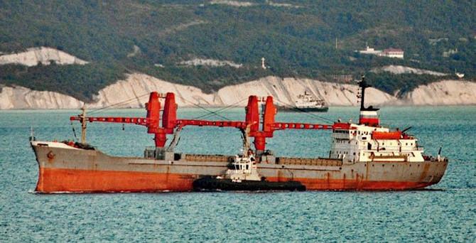 İkmal ihtiyaçlarını Türkiye'den aldığı gemilerle karşılıyor