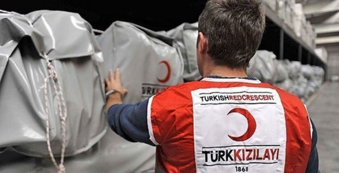 Türk Kızılayı'ndan Bayırbucak Türkmenleri için kampanya