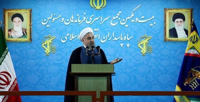 Ruhani: İnşallah ocakta yaptırımlar kalkacak