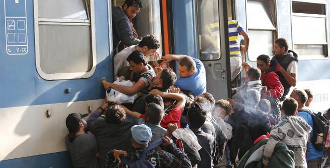 Türkiye'den giden göçmen sayısında düşüş