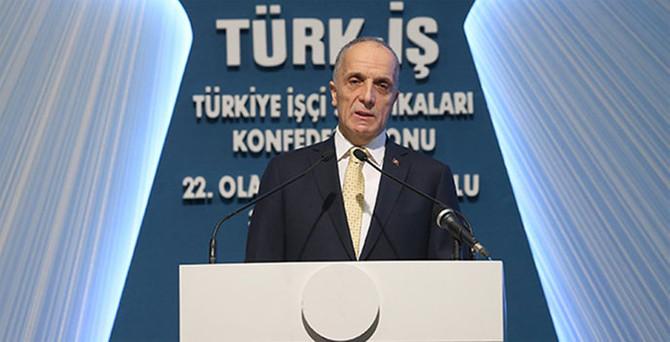 Türk-İş: Kıdem tazminatından memnunuz