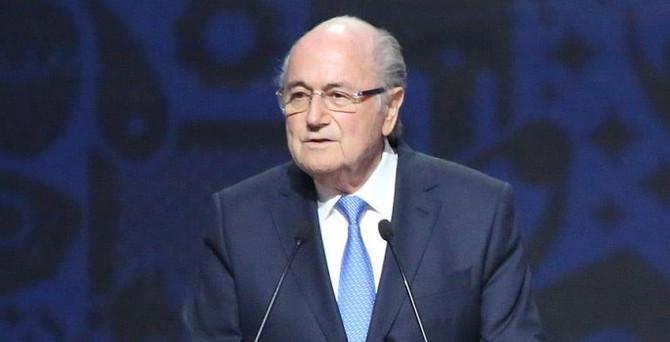 Blatter savunmasını yaptı