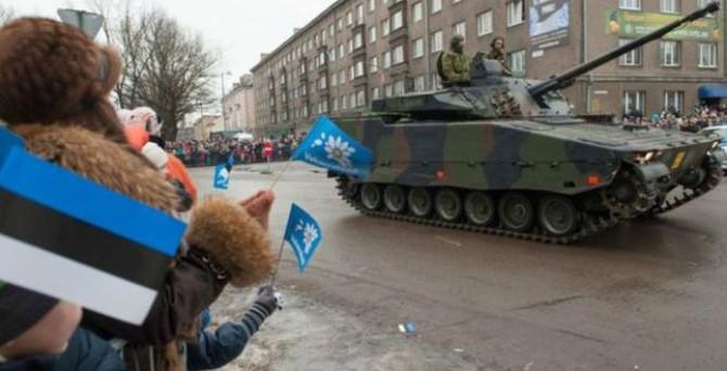 Estonya, Rusya'ya nota verdi