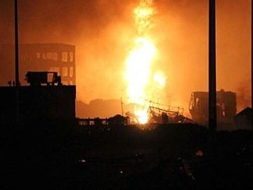 Çin'de maden patlaması: 19 ölü