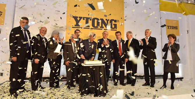 Türk Ytong 52. yılını kutladı