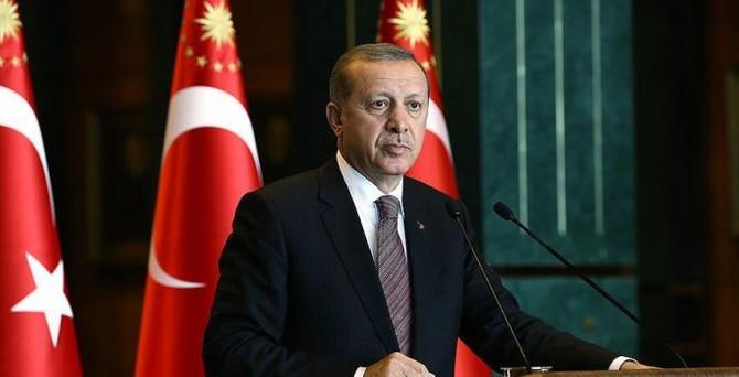 Erdoğan, Suudi Arabistan'a gidiyor