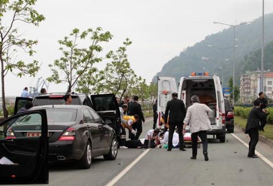 Hopa'da iki kişi daha gözaltına alındı