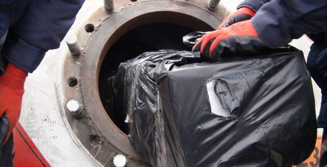 LPG tankerinden 35 bin paket kaçak sigara çıktı