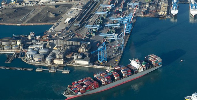 Derince'ye 900 milyon dolar ayırdı İzmir Limanı için hazırlığa başladı