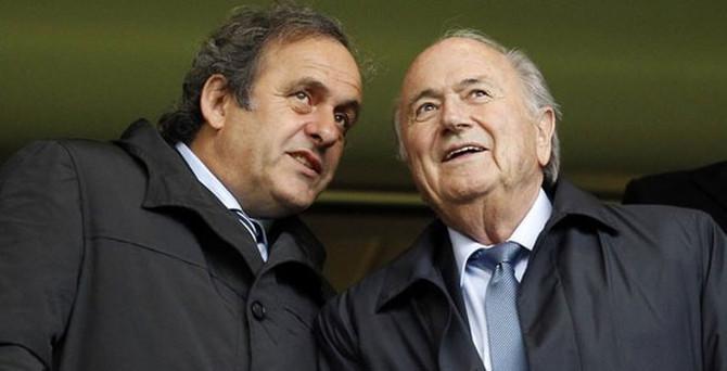 FIFA, Blatter ve Platini hakkında kararını verdi