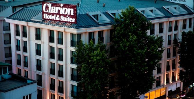 Choice Hotels Clarion Şişli'ye uluslararası ödül