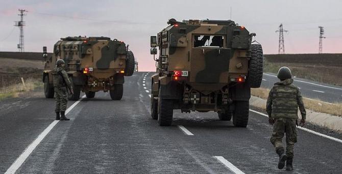 İki ilde hain saldırı: 2 asker şehit