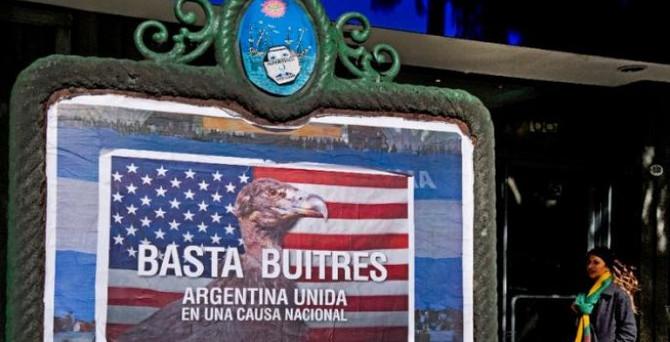 Arjantin'de 'akbaba fonları' ile müzakeresi başlıyor